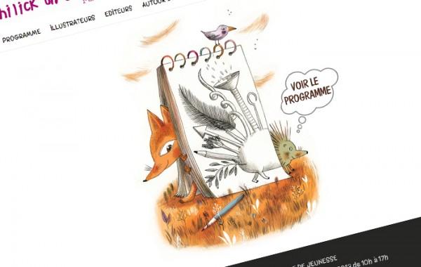 Création du site internet de Schilick On Carnet